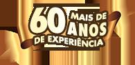 60 años de experiencia